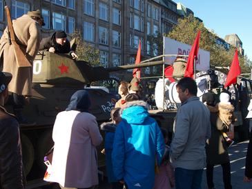 Wagen 3 - Panzer