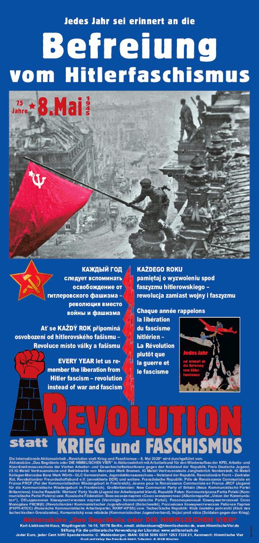Befreiung vom Hitlerfaschismus
